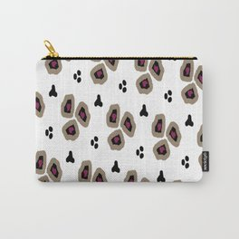 Its a Paw Print /Pattern Carry-All Pouch