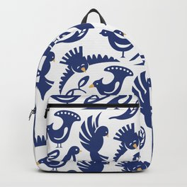 Feather tribe Backpack