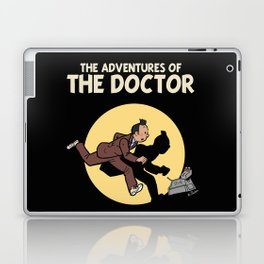 The Adventures Of The Doctor Laptop & iPad Skin