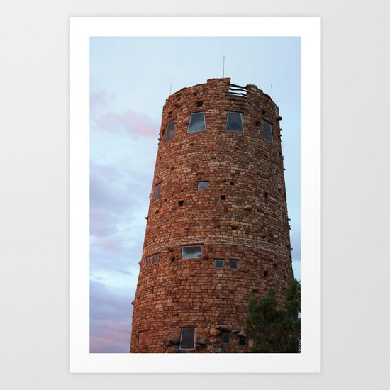 Tower Art Print