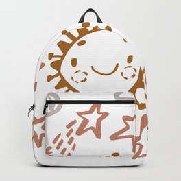 Happy Sun Backpack