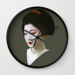 Geiko Wall Clock