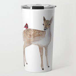 Little fawn Travel Mug