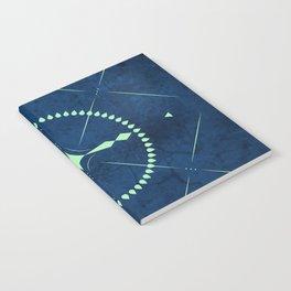 Dark Mystery Notebook