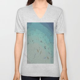 Plenty of Fish In The Sea Unisex V-Neck