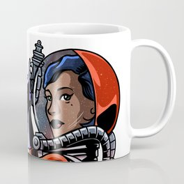 The Space Cadet Coffee Mug