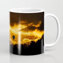 hot air ballon Coffee Mug