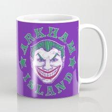 Arkham Island Mug