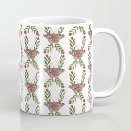 Painted Lady Butterfly Coffee Mug