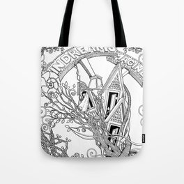 IN DREAMS (throw pillows, tote bags) Tote Bag