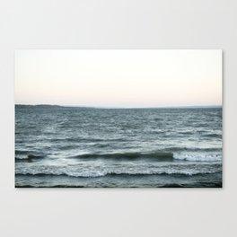 SENECA LAKE Canvas Print