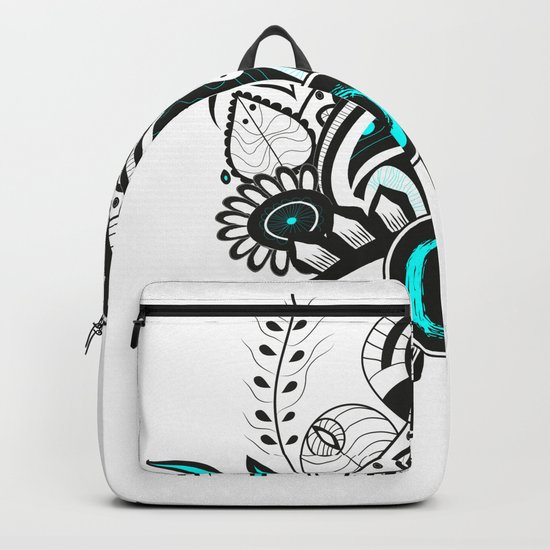Magic Eye Backpack