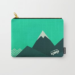 Travel! Carry-All Pouch
