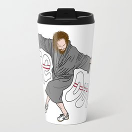 The Dude - The Big Lebowski Travel Mug