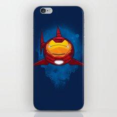 Tony Shark iPhone & iPod Skin