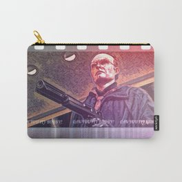 Does Bobby Fly? Carry-All Pouch