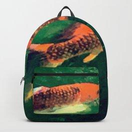 Fairy Koi Backpack