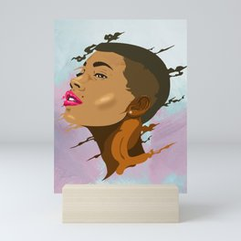 Jameelah Mini Art Print