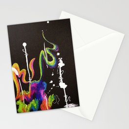 Colorburst pt 3 Stationery Cards