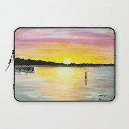 Lakeshore View Laptop Sleeve