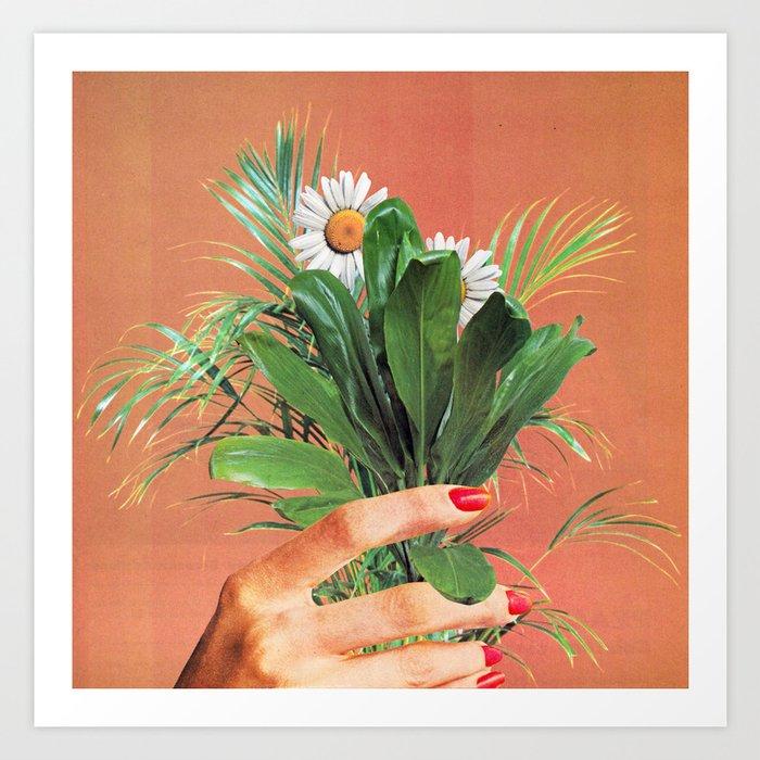 Descubre el motivo PLANT BASED de Beth Hoeckel como póster en TOPPOSTER