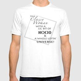 Classy HOOD Universe T-shirt