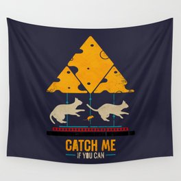 Mouse Trap? Wall Tapestry