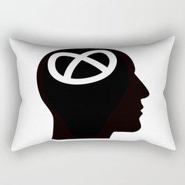 Pretzel Logic Rectangular Pillow