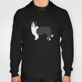 Border Collie Hoody