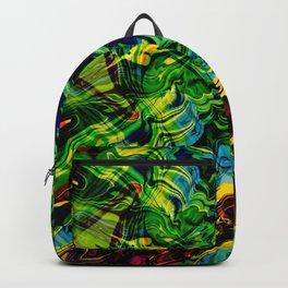 Exploding Star Backpack