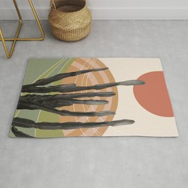 Cactus in the Desert #3 #tropical #wall #art #society6 Rug