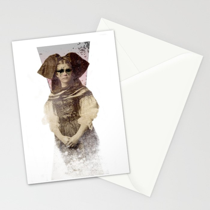 She Was the Light of the World Stationery Cards
