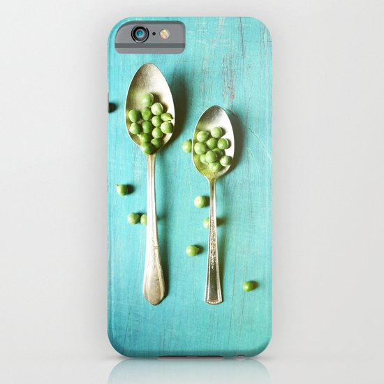Give Peas a Chance iPhone & iPod Case