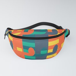 Cactus view Fanny Pack