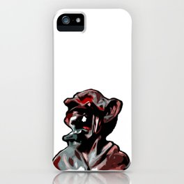 Monster Head - Dracul iPhone Case