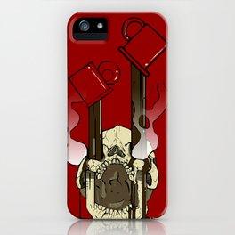 Skull Fuel iPhone Case