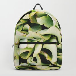 Green Plant Backpack