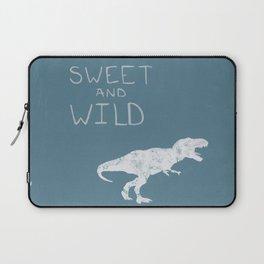 Sweet and Wild Dinosaur Laptop Sleeve