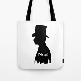 Chris Colfer as Noel Coward Tote Bag