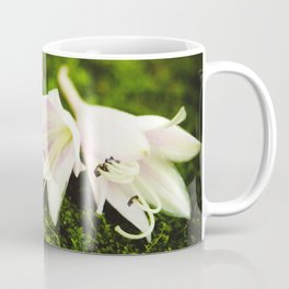 Plantain Lilies Coffee Mug