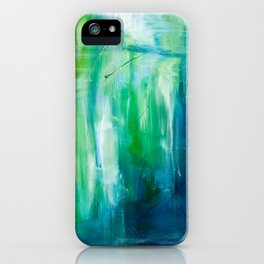 The Underneath (Cave Dream) iPhone Case