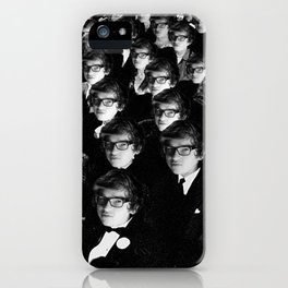 Being Matt Mort iPhone Case