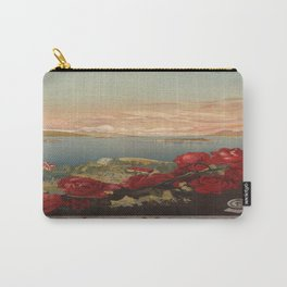 Vintage poster - Le Lac Majeur Carry-All Pouch