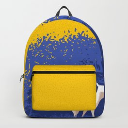 Deers in forest Backpack