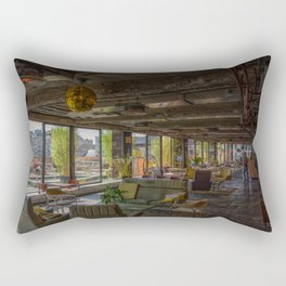 Bar Gloed Rectangular Pillow