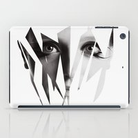 broken iPad Cases featuring Broken by Maressa Andrioli
