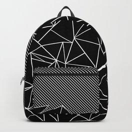 Ab Lines 45 Black Backpack