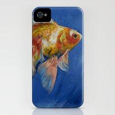 Goldfish Slim Case iPhone (4, 4s)