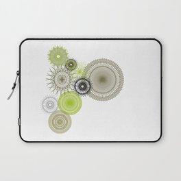 Modern Spiro Art #1 Laptop Sleeve