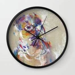 Bird II Wall Clock